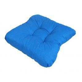 TP Sedák na židli 40x40 Molitanový Modrý