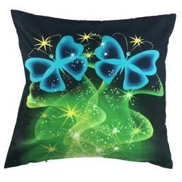 Apex 3D povlak 45x45 Kouzelní motýlci