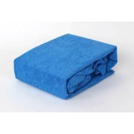 TP Froté prostěradlo Premium 190g/m2 140x200 Modrá