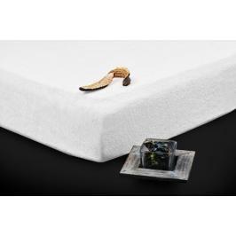 TP Froté prostěradlo Premium 190g/m2 140x200 Bílá