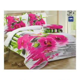 3D povlečení 140x200 + 70x90 - Sweet Orchidea