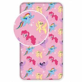 Bavlněné povlečení 90x200 My Little Pony Kouzelní Poníci