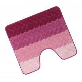 WC předložka 50x60cm Artes růžová