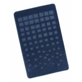 Koupelnová předložka 60x100cm modrá dlaždice