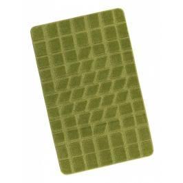 Koupelnová předložka 60x100cm zelený mech
