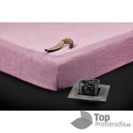 TP Froté prostěradlo Premium 190g/m2 160x200 Lila