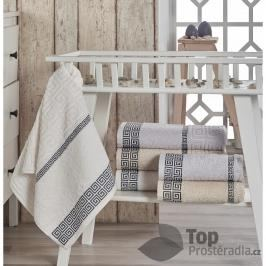 Froté ručník VICTORIA - Béžová