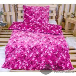 Povlečení mikroflanel Exclusive 140x200 + 70x90 - Flowers