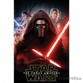 TOP Fleecová deka 100x150 Star Wars The force awakens