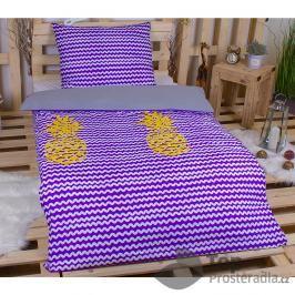 TOP Microtop povlečení 140x200 70x90 Pineapple