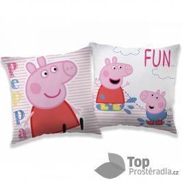 Dekorační polštářek 40x40 cm - Peppa Pig