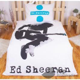 TOP Bavlněné povlečení 140x200+70x90 - Ed Sheeran