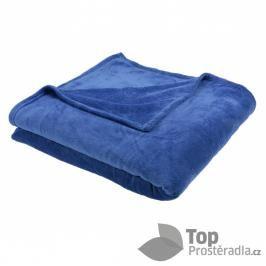 TP Jemná deka 220x200 Královská modrá