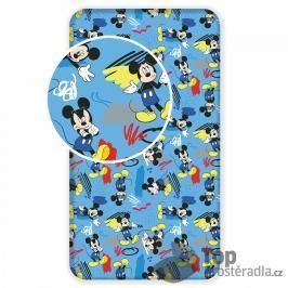 Bavlněné povlečení 90x200 Mickey Hey