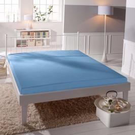 TP Jersey prostěradlo Premium 190g/m2 220x200 Nebesky modrá