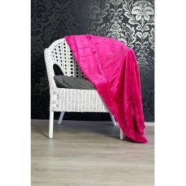 TP Mikroflanelová deka 150x200 Růžová