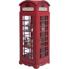 Skříň  London Telephone