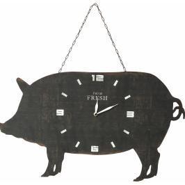 Nástěnné hodiny Farm Fresh