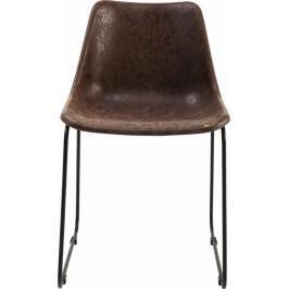 Židle Colorado Vintage Cognac