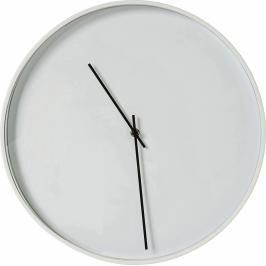 Nástěnné hodiny Timeless O40 cm - bílé