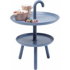 Odkládací stolek Jacky Grey O42cm