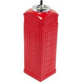 Stojací popelník London Telephone 60 cm