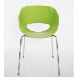 Židle Eggshell - zelená