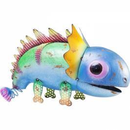 Dekorativní figurka Dino Blue Head