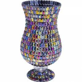 Váza Rainbow Diamonds Base 26 cm