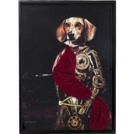 Obraz Frame Sir Dog 80×60 cm