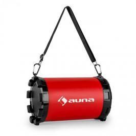 Auna Dr. Red Boom 2.1 bluetooth reproduktor, USB, SD, AUX, akumulátor