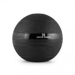Capital Sports Groundcracker Slamball, 4 kg, tréninkový míč, slam ball, guma
