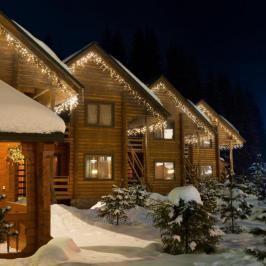 Blumfeldt icicle-4800-ww led vánoční osvětlení, rampouchy, 24m, 480 led světélek, teplá bílá barva