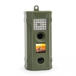 DURAMAXX Grizzly S, zelená, lovecká kamera, sledovací kamera, fotopast, časosběr kamera, 5 Mpx CMOS, IP54