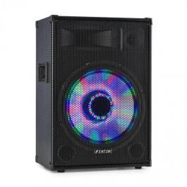 "Fenton TL15LED, 3cestný pasivní reproduktor, RGB LED, 15 ""woofer 800W, 2 x tweeter"
