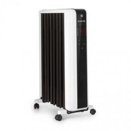 Klarstein Thermaxx 2000, olejový radiátor, 2000W, 5-35°C, 24hod. časovač, bílý