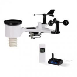 Waldbeck Halley, profesionální meteorologická stanice, měření 6 v 1, senzor do vnitřního a vnějšího prostředí, WiFi, aplikace