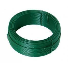 Drát vázací PVC - 2mm/50m zelený