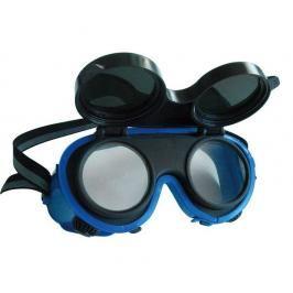 Brýle svářecí 2 zorníky, šroubení