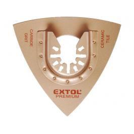 Rašple trojúhelníková tvrdokov Extol Premium 8803860