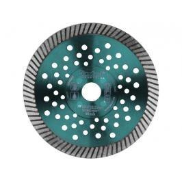 Kotouč diamantový řezný 125x22,2mm TURBO FAST CUT Extol Industrial 8703052