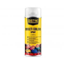 Barva ve spreji 400ml Distyk - RAL 9017 černá dopravní