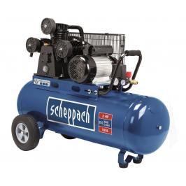 Scheppach HC 550 TC tříválcový olejový kompresor
