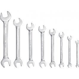 Sada plochých klíčů 8ks 6-24mm Fortum 4730104