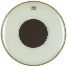 Remo Controlled Sound - Black Dot Clear 12