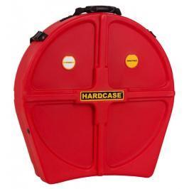 Hardcase HNP9CYM22R - Činelový case - červený