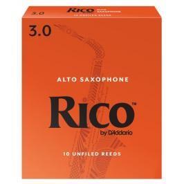 Rico RJA1030 - Alto Sax 3.0 - 10 Box
