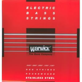Warwick 42301 - Red Label 5-string Set M - .045 - .135