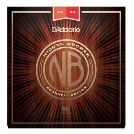 D'Addario NB1356 Nickel Bronze Acoustic Medium