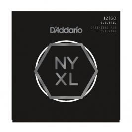 D'Addario NYXL Extra Heavy 12-60